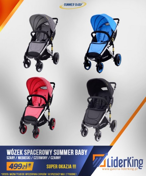 WÓZEK SPACEROWY SUMMER BABY DYNAMIC