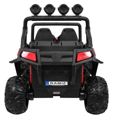 AUTO NA AKUMULATOR Grand Buggy 4x4 LIFT Czerwony